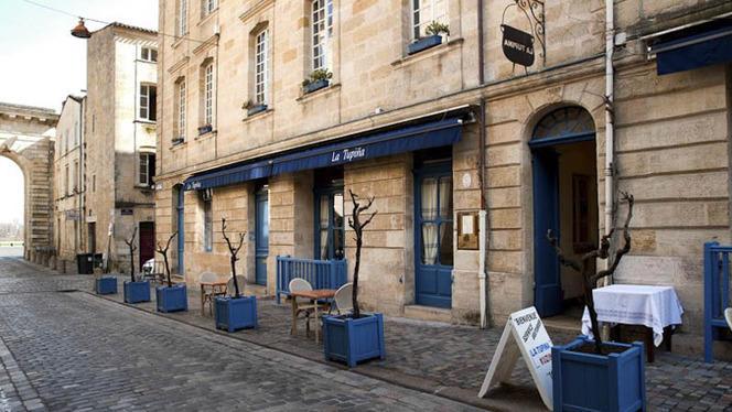 entrée - La Tupina - Maison Fredon, Bordeaux
