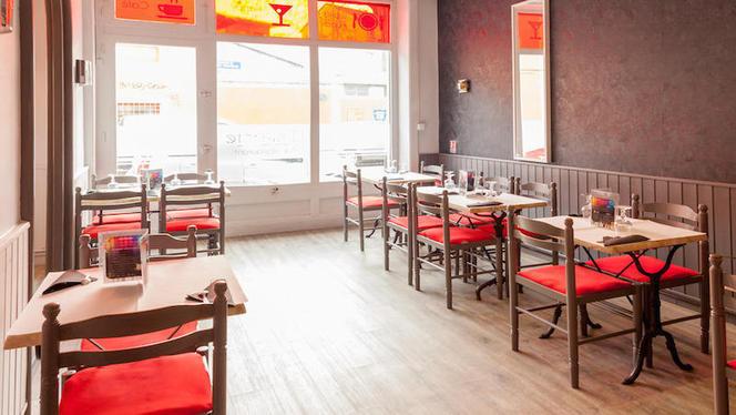 Salle - L'Entracte Bar Restaurant, Lyon