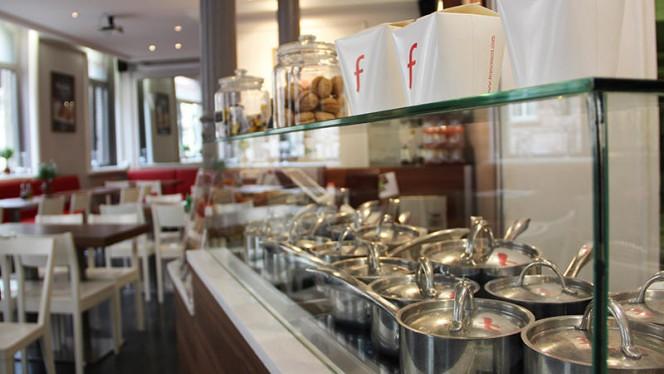 Sauces Italiennes authentiques - Francesca, Strasbourg