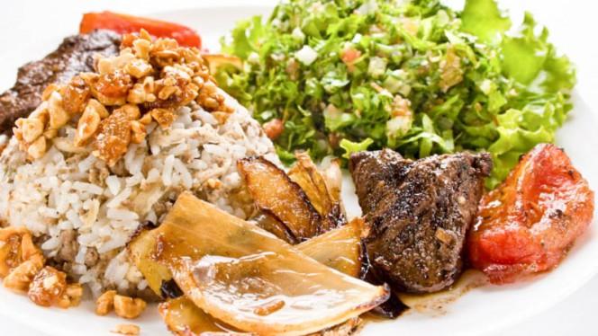 Suggestion du Chef - O Beyrouth, Paris