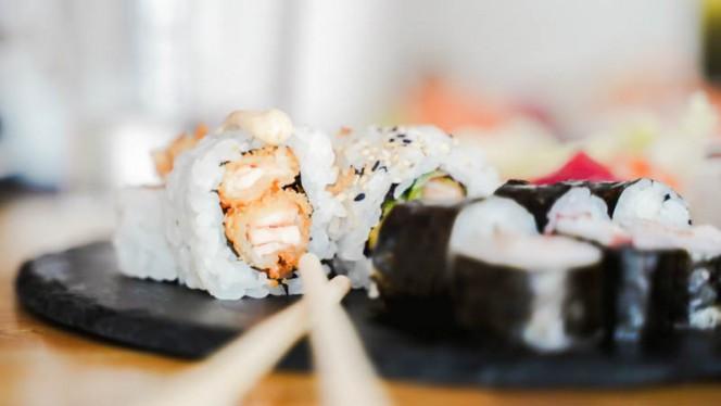 Sugestão do chef - Sushi dos Sá Morais - Latino Coelho, Lisboa