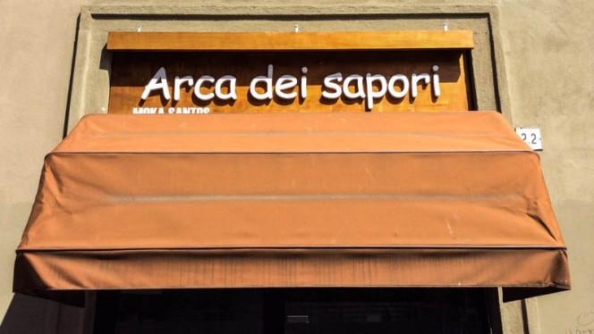 Esterno entrata - Arca dei Sapori, Milan
