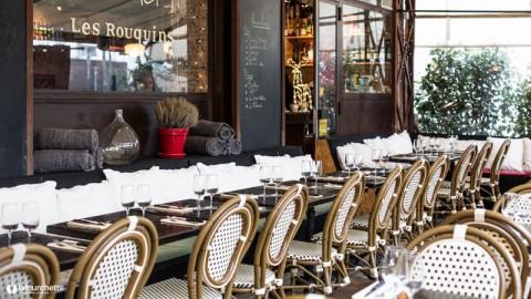Les Rouquins, Paris