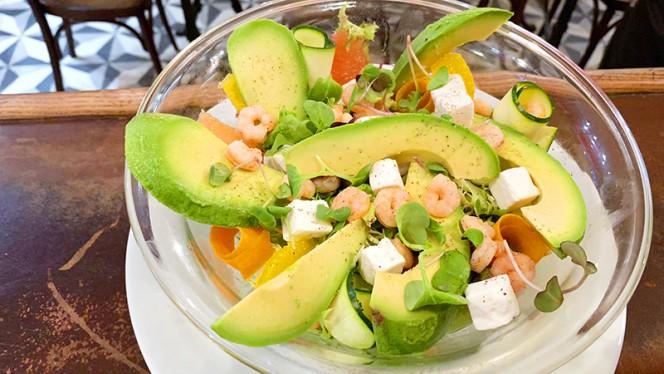 Salade Fraîcheur - Les BomBistrot, Paris