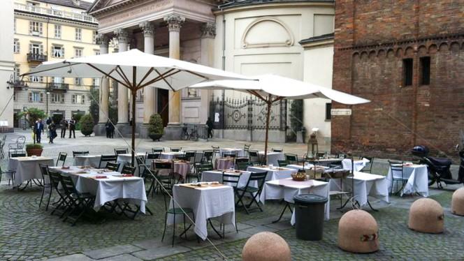 Terrazza - Il Bacaro Pane e Vino, Turin