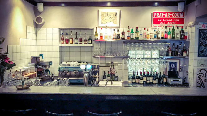 Bar - Restaurang Bergamott, Stockholm