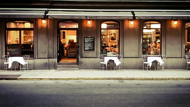 Restaurang Bergamott uteservering - Restaurang Bergamott, Stockholm