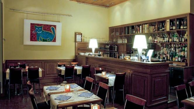 La sala - Stravagario bistrot, Milan