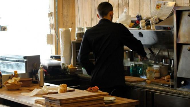 Chef - Le P'tit Capu, Bordeaux