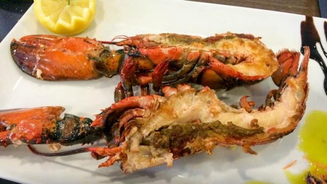 Sugerencia de plato - Marisquería La Lonja, Logroño