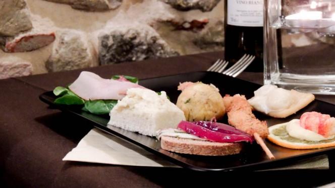 specialita' dello chef - Povero chic, Pistoia