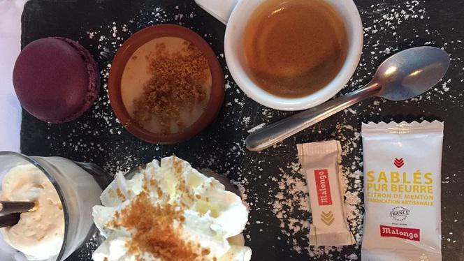 café gourmand - Piccola Julia, Capinghem