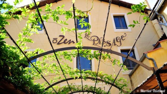 Devanture - Ô Zen Le Passage, Aix-en-Provence