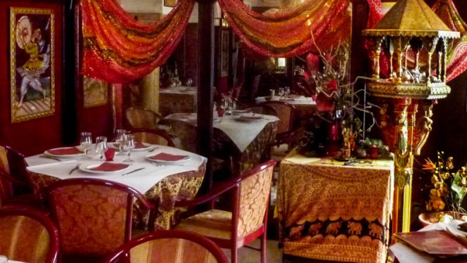 Vista do interior - Maharaja, Lisboa
