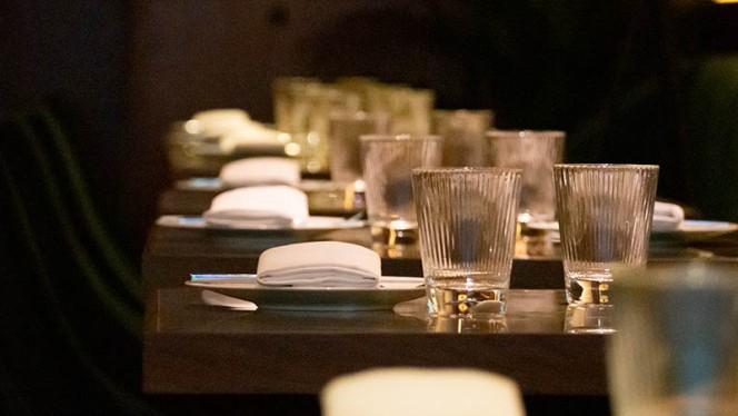 Detalle - Jobs Restaurant, Barcelona