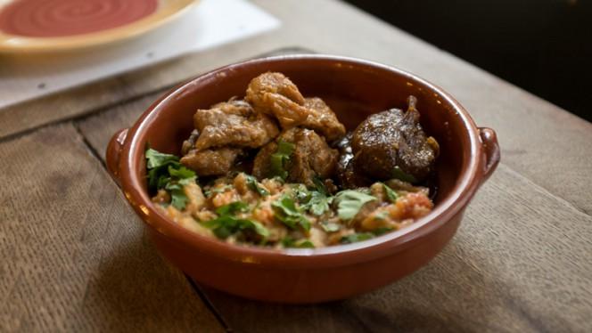 sugestão do chef - Taberna da Esperança, Lisboa