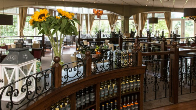 Interieur Restaurant - Fletcher Hotel-Restaurant Steenwijk, Steenwijk
