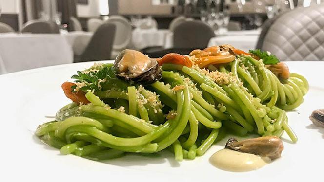 Spaghetti al verde - Da Cesare, Milan