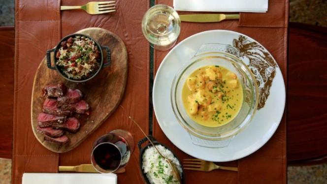 Especialidade do chef - Geographia, Lisboa