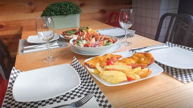 Sugerencia del chef - PUNTO CLAVE, Madrid