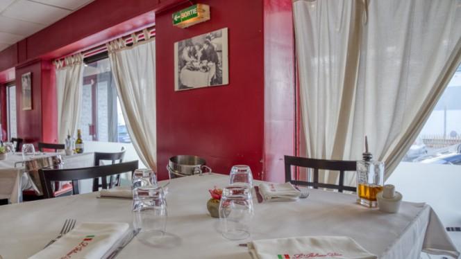 Vue de la salle - L'Italiano Vero, Lyon