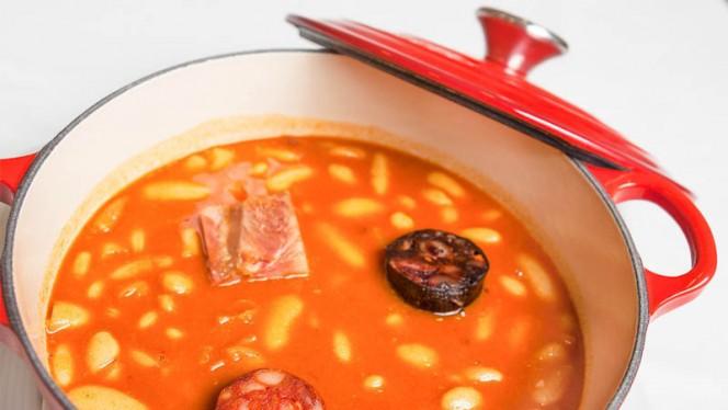 Sugerencias del chef - Graciano, Madrid