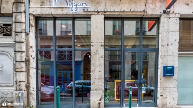 Devanture - Mojgan, Lyon