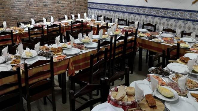 Vista da sala - Restaurante Mister Couto, Matosinhos