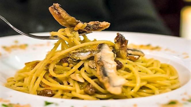 Suggerimento dello chef - Altro? Mercato delle Erbe, Bologna