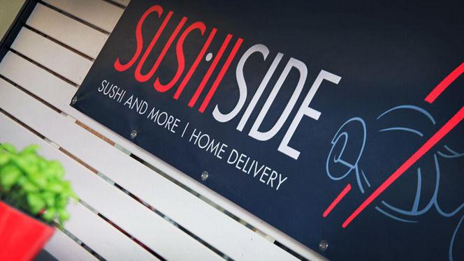 detalle exterior - My Sushi Side, Barcelona