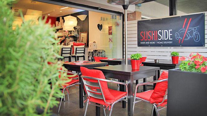 vista terraza - My Sushi Side, Barcelona