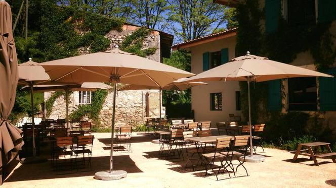 Terrasse - Les Granges,