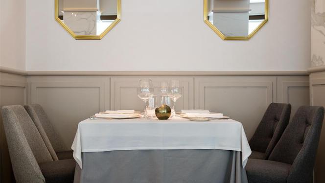 detalle mesa - Piñera, Madrid
