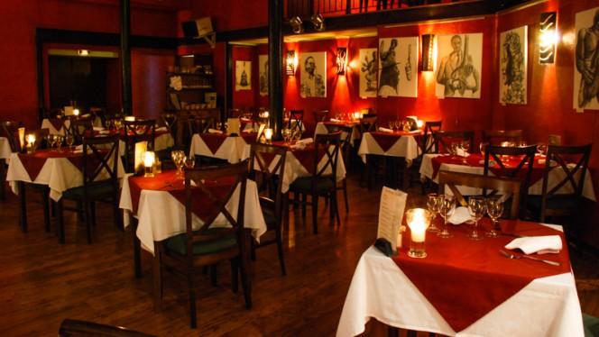 Vue de la salle - Rest'Ô Jazz, Toulouse