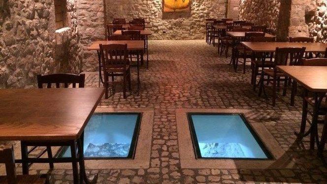 Sala interna - Hostaria Del Guglietto,