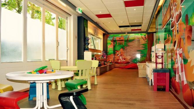 Het restaurant - Restaurant Pex, Den Haag