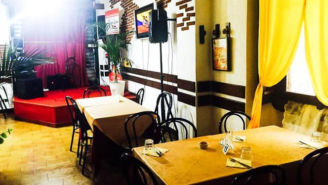 la sala - D' Karbon & Limon 2, Milan