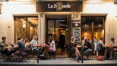 La Boussole, Paris