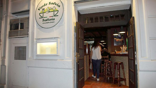 Entrada - Verde Salvia, Valencia