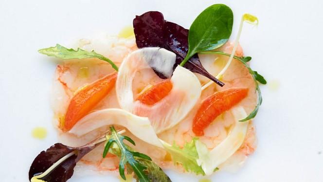 suggestion du chef - Senzanome, Brussels