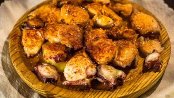 Sugerencia del chef - El Pescadito de Mandri, Barcelona