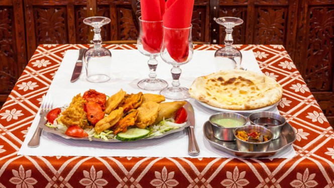 Suggestion de plat - Le Rajistan, Bordeaux
