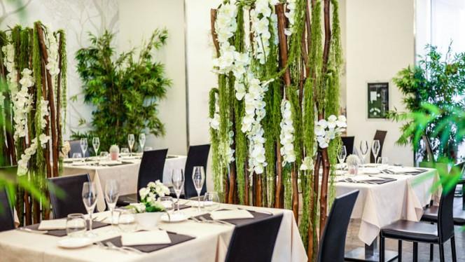 Particolare ambiente - Corso Como 52 Restaurant, Limbiate