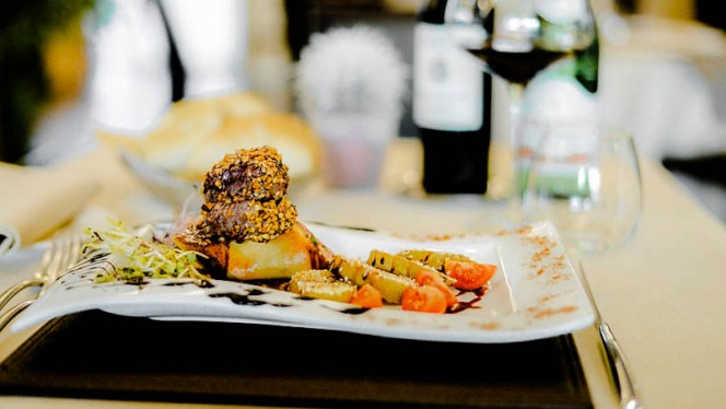 Suggerimento del chef - Corso Como 52 Restaurant, Limbiate