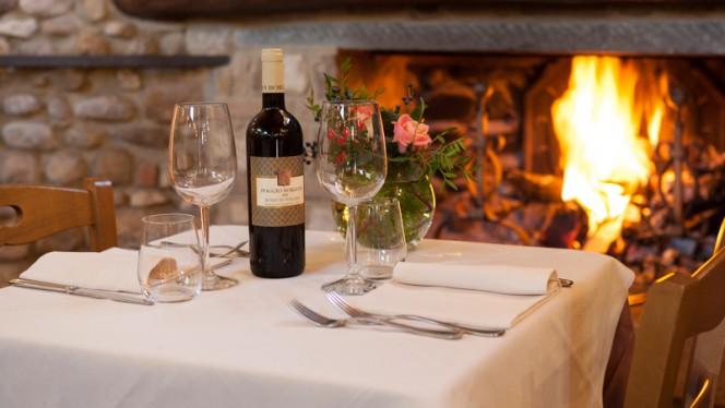 Cena romantica al Camino - Osteria il Poggio, San Casciano In Val Di Pesa