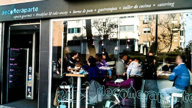 restaurante - Decomeraparte, Madrid