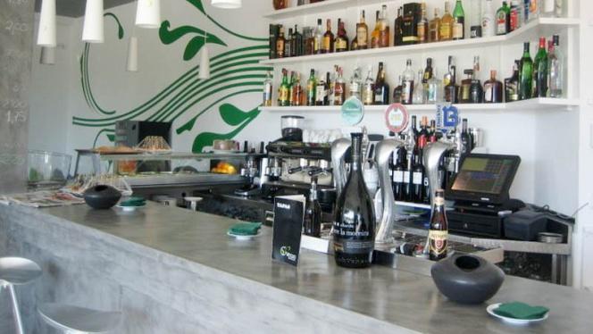 Detalle barra - Vinolio, Coslada