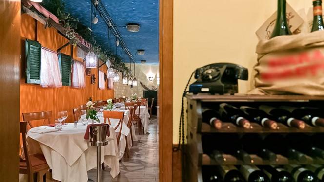 Sala - Belluccio's, Milano