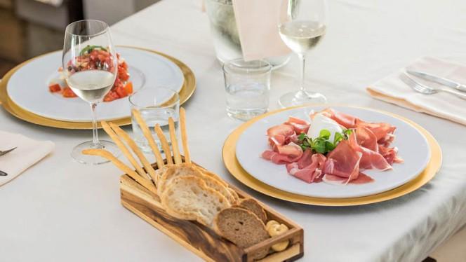 Pausa pranzo - La Fricca - Il Ristorante, Bergamo