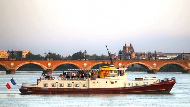 Vue Extérieur - Marco Polo, Bordeaux